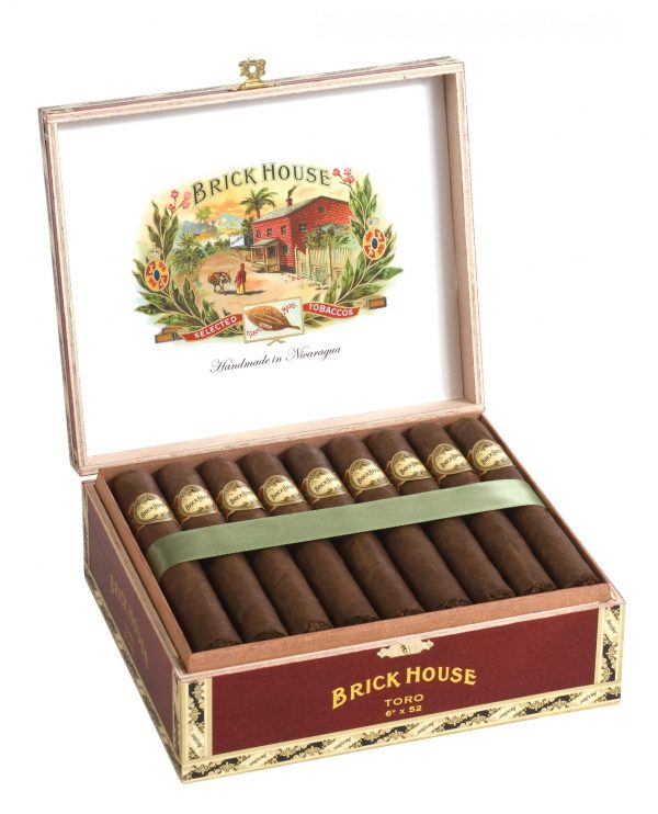 brick house toro box open