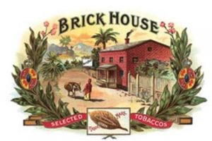 brick house cigars logo