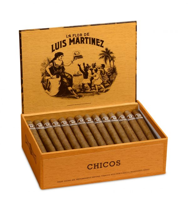 luis martinez chicos open box