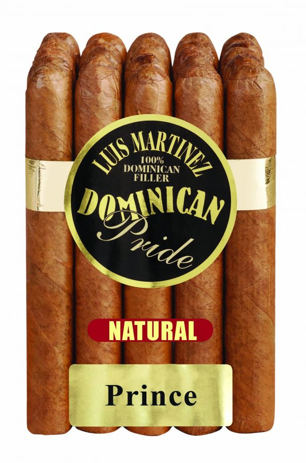 luis martinez dominican pride natural prince bundle