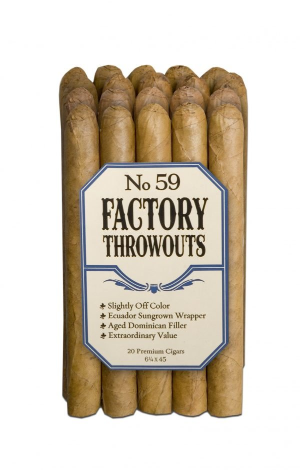 factory throwouts number 59 sungrown bundle