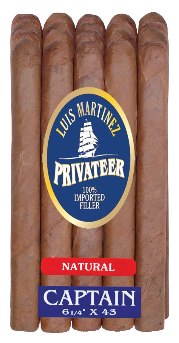 luis martinex privateer captain natural bundle
