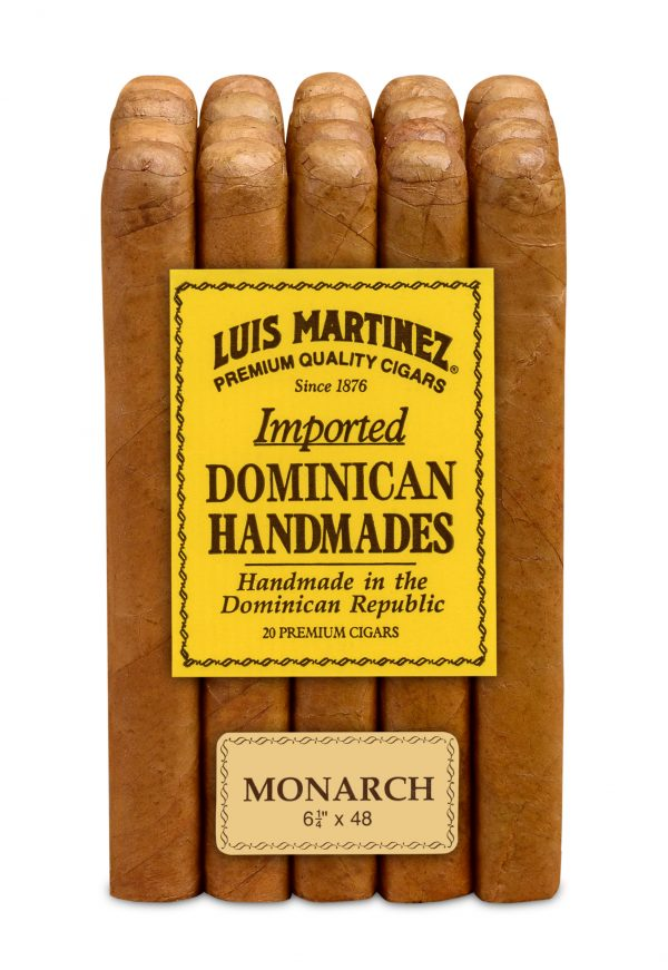 luis martinez dominican handmades monarch bundle