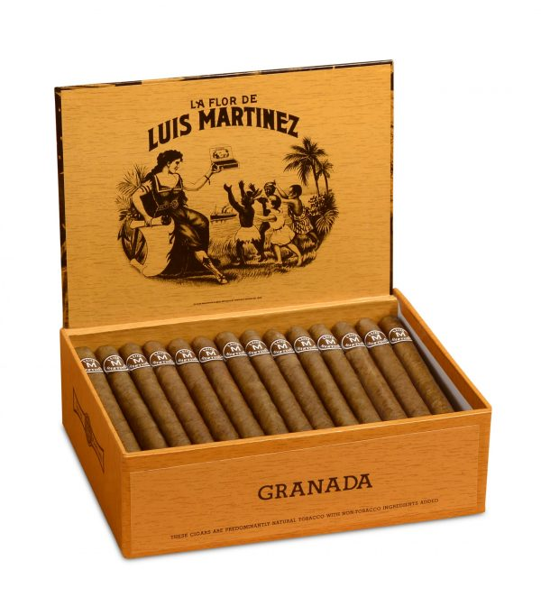 luis martinez granada box open