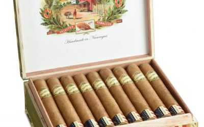 Cigar Review: The Brick House Double Conneticut Toro