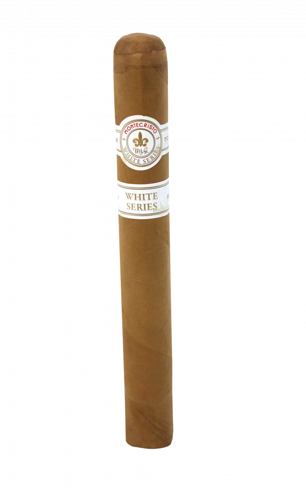 Single Montecristo White Series Churchill cigar