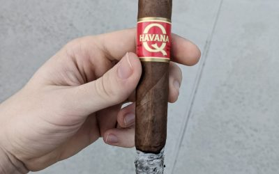 Havana Q Double Toro Review