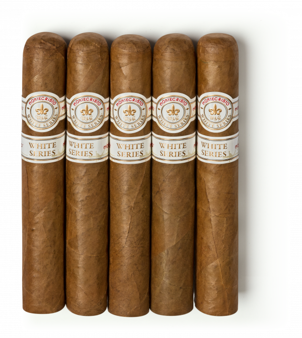5 count Montecristo White Series cigars